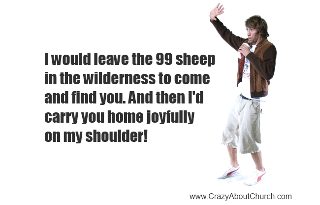Christian rib dating pickup line