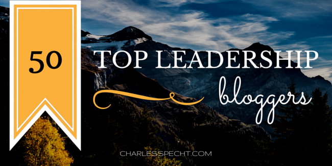 50 Top Leaders in Leadership Blogging